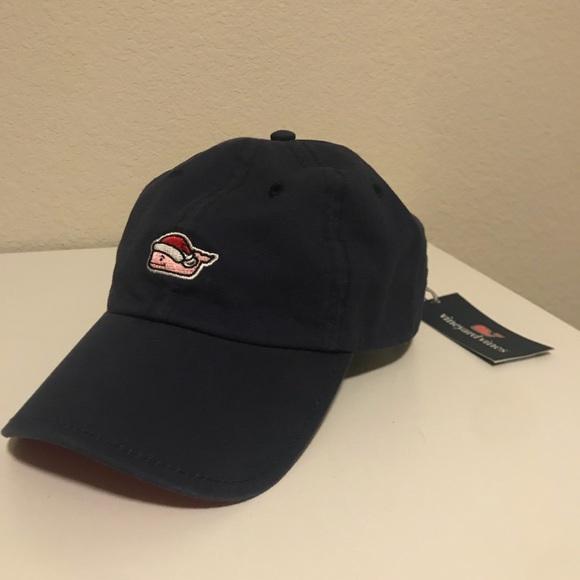 f6773cc2ae1 NWT Vineyard Vines strapback hat dad hat